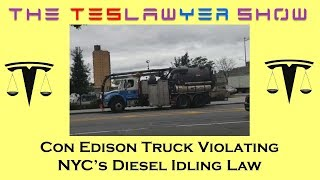 Citizen Action: Enforcing NYC Idling Law against Con Edison