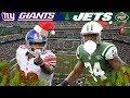 Christmas Eve for New York City Supremacy! (Giants vs. Jets, 2011)   NFL Vault Highlights