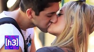 Download Video Kissing Pranks -- h3h3 reaction video MP3 3GP MP4