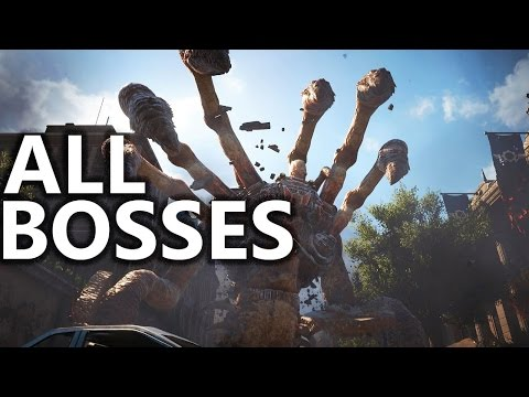 Gears of War 4: All Bosses and Ending (4K 60fps)