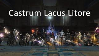 The Battle of Castrum Lacus Litore - FFXIV