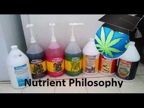 Nutrients Basics – Cannabis Growing – Lex's Nutes Philosophy