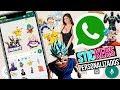 Gambar cover Como Crear Tus STICKERS PERSONALIZADOS En Whatsapp 🥇 STICKERS PERSONALIZADOS PARA WHATSAPP