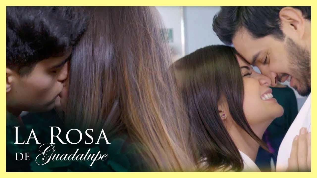 La Rosa de Guadalupe: Megan se reencuentra con el amor de su vida | No te fresees...