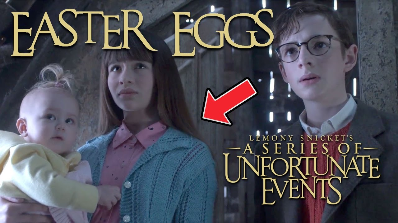 10 Hidden Unfortunate Events Easter Eggs You Probably ...