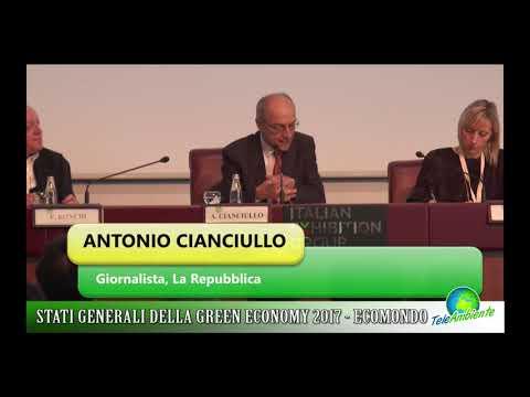 STATI GENERALI DELLA GREEN ECONOMY 2017 - ECOMONDO
