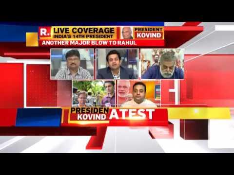 Sambit Patra on Congress | Republic TV