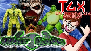 War Gods (N64) Un-Nostalgic Review | How Not To Make A One On One Fighter