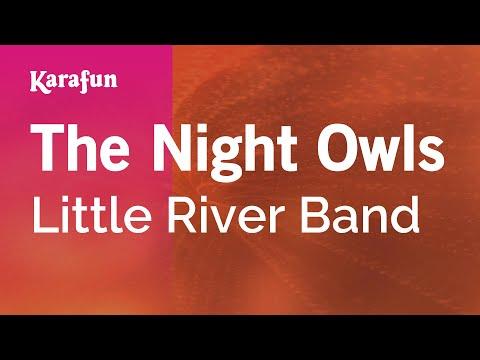 Karaoke The Night Owls - Little River Band *
