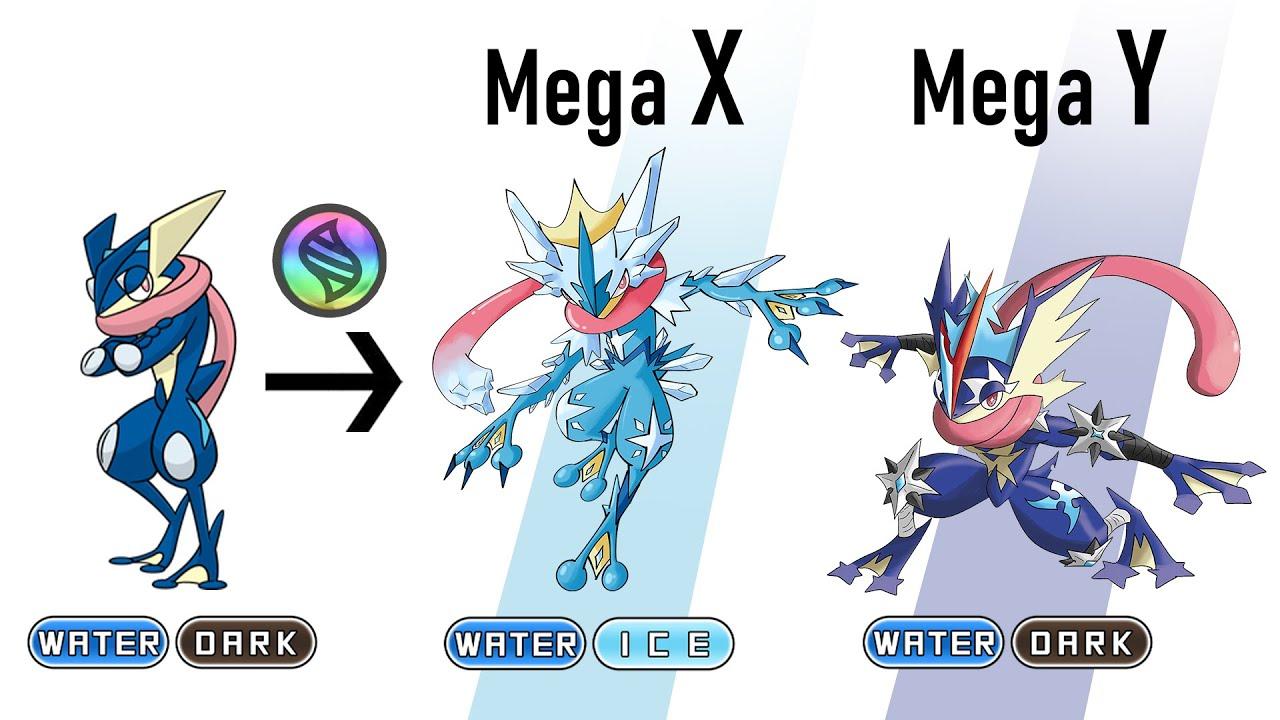 All Pokémon Starters with Mega Evolution & Gigantamax