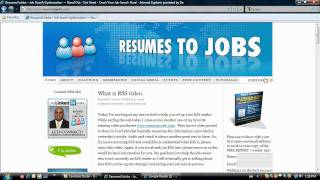 How To Set Up Google RSS Feed Reader - Strategic Job Search Tool