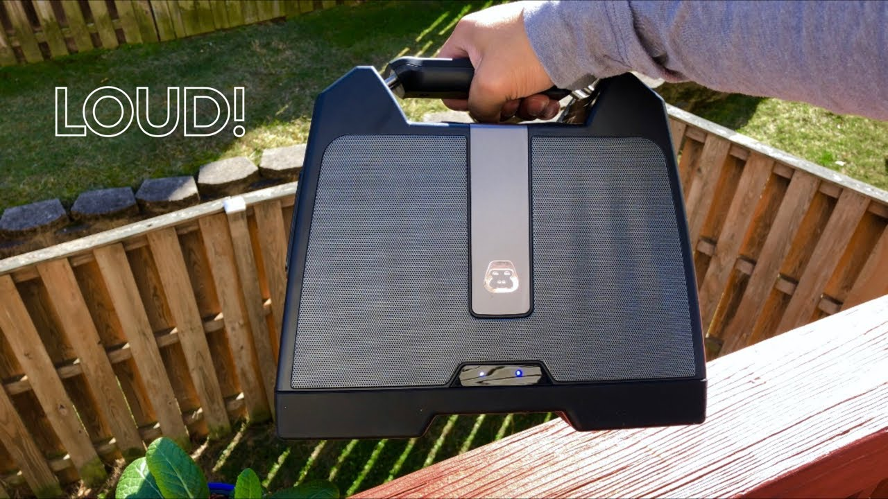 G-Project G-Boom Bluetooth Speaker With BASS? Review & Unboxing