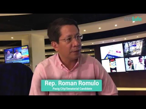 MB Life asks Roman Romulo