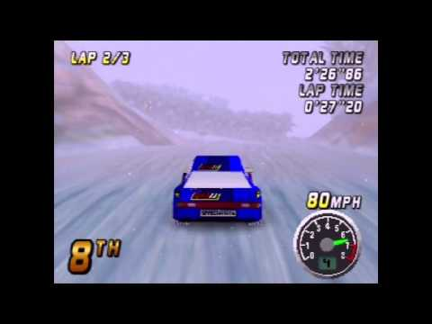 Top Gear Rally Playthrough (Actual N64 Capture) - Part 11