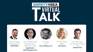 2021 SAFETY4SEA Talk - Developing a robust safety culture within maritime