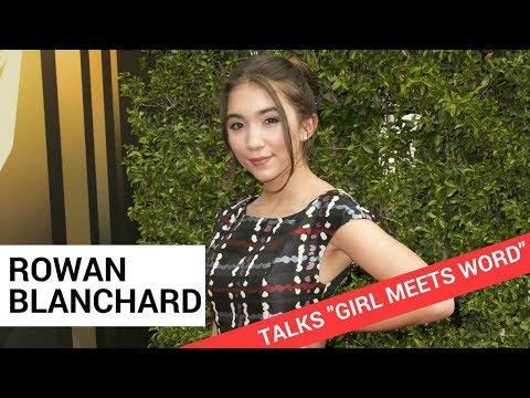 Rowan Blanchard Confesses She Never Wanted To Be On Disney