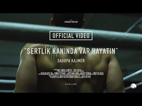 Sagopa Kajmer - Sertlik Kanında Var Hayatın (Official 4K Video)