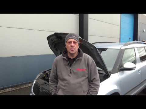 Skoda Yeti Cdaa 1 8tfsi P0088 Fuel Pressure Too High Part 1