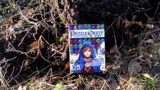 Puzzle Quest Challenge of the Warlords Unboxing (PC) ENGLISH