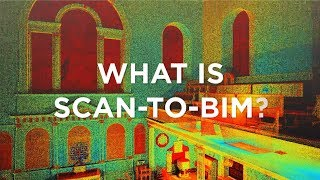 """What is """"Scan to BIM""""? 