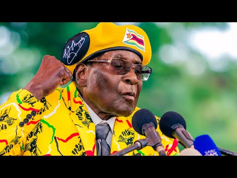 Mugabe addresses Zimbabwe
