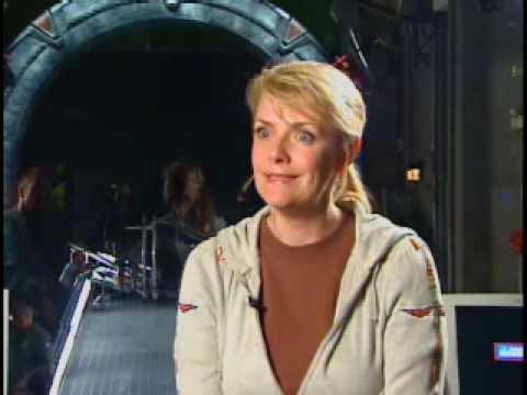 Stargate SG-1 on Today's Air Force