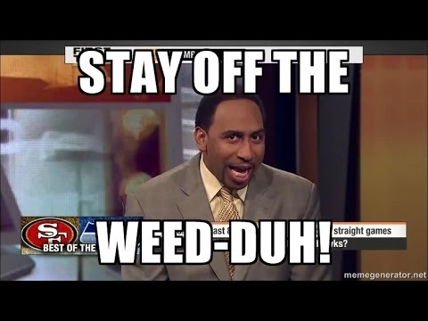 Image result for stay off the weed gif
