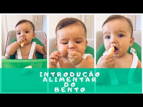 INTRODUÇÃO ALIMENTAR DO BENTO/ APLV |  Tali Ramos