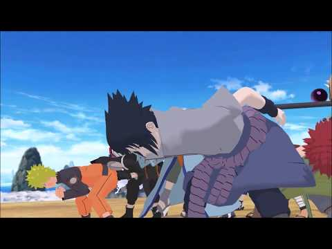 [MMD x Naruto] Timber
