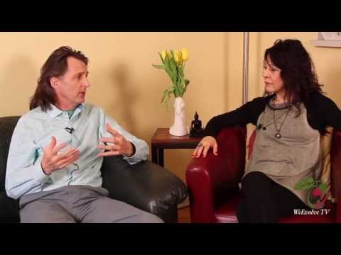 WeEvolve TV interview on love and relationships.