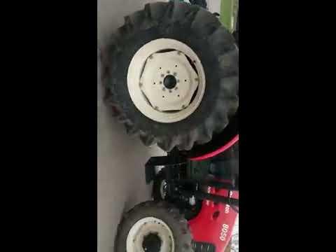 Трактор Branson 8050C & прицепной уплотнитель почвы УГП 6