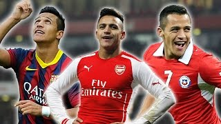 10 Things You Didn't Know About Alexis Sanchez