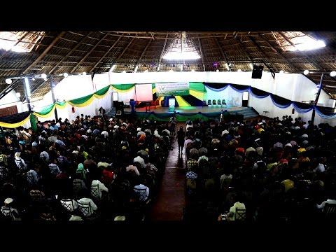 Tanzania National Youth Assembly April 2016, Arusha
