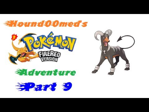 Pokémon FireRed - Part 9 - Why is there a White Hand on your shoulder?! & Three's a Crowd!