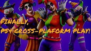 Sony Allows Cross-Platform Play For Fortnite On PS4... At Last!