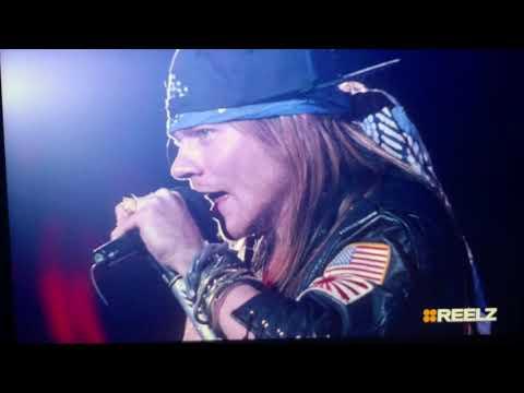 Axl Rose: Guns N' Roses Frontman – Tonight (Live Stream)