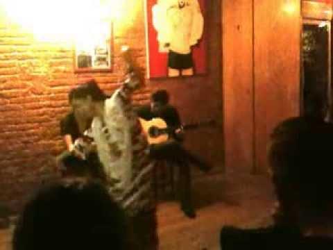 Flamenco, Gracia Latina bar, Barcelona