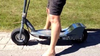 Razor E300S Electric Scooter Dos & Donts