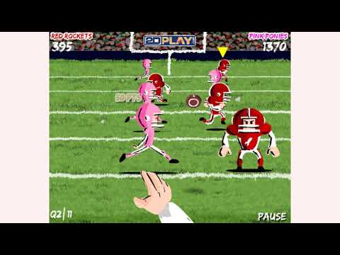 How To Play Quarterback K.O.: American Football Game Game | Free Online Games | MantiGames.com