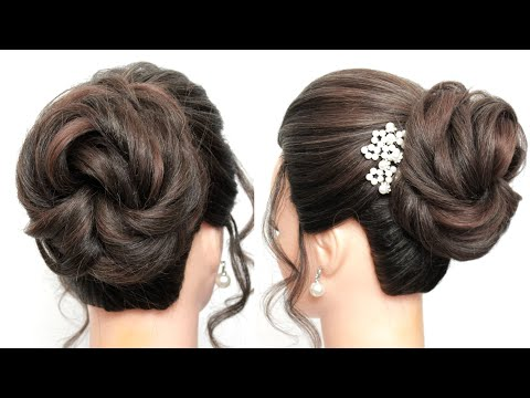 latest-updo-hairstyle-for-thin-hair-||-new-hairstyle-||hair-style-girl-||-easy-hairstyles