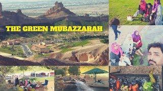 Green Mubazzarah || Vlog # 12 || Best Place to visit in UAE || Jebel Hafeet Park Al Ain