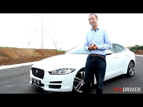 Jaguar XE 2016 Review Indonesia – OtoDriver (Part 1/2) (English Subtitled)