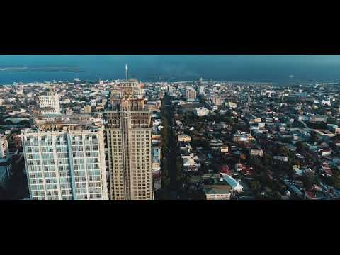 DRONE SHOTS OF METRO CEBU