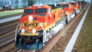 Rails of California Valley Episode 7: War! Part 1