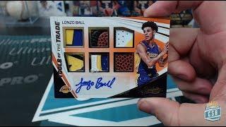2017-18 Panini Absolute Basketball 5 Box Half Case Break #1