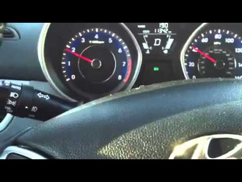 2013 Hyundai Elantra Eco Mode Acceleration - YouTube