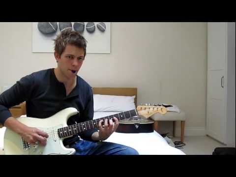 Wait Until Tomorrow-John Mayer (Jimi Hendrix)