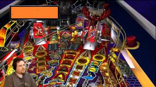 Medieval Madness - Pinball Hall of Fame: Williams Collection (XBox 360) (Part 11) - Croooow Plays