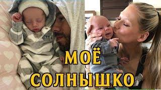 Анна Курникова и Энрике Иглесиас впервые показали своих детей