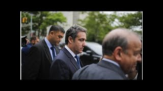 Is Donald Trump's lawyer Michael Cohen on the verge of giving testimony against him?